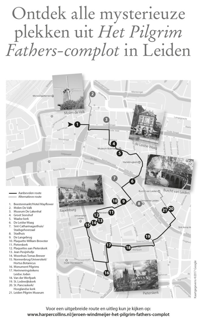 Wandeling.023-1806-174-Windmeijer-route-Leiden